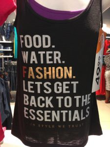 7 tips to taming teens' taste for fast fashion