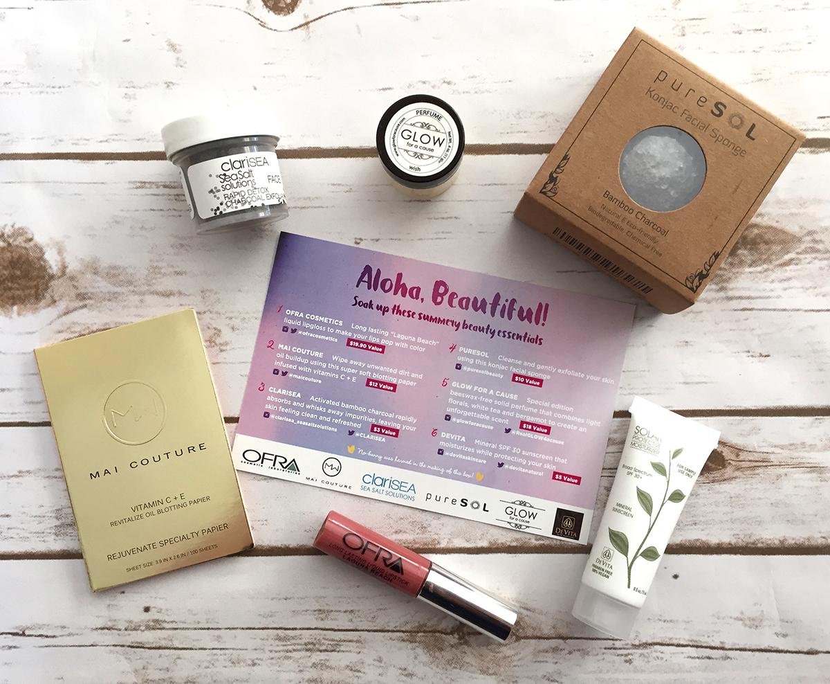 The June Vegan Cuts Beauty Box