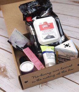 The August Vegan Cuts Beauty Box