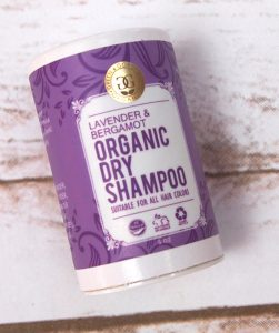 Green and Gorgeous Dry Shampoo