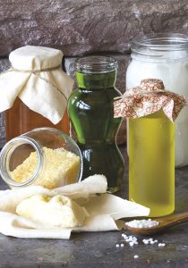 Plant Butters and Vegetable Waxes