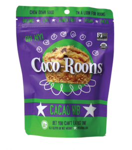 Product Review: Wonderfully Raw Gourmet Delight Coco-Roons