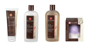 Beauty Review:  Hair & Skin Care by Eclair Naturals