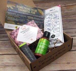 The Vegan Cuts Beauty Box