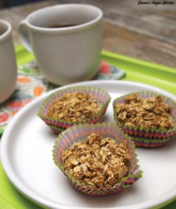 Maple Vanilla Baked Oatmeal Squares from Easy. Whole. Vegan. by Melissa King