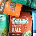 Rhythm Superfoods Roasted Kale & Broccoli Bites