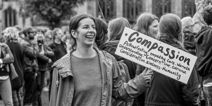 Compassion for Everyone: Finding Strength in Hard Times