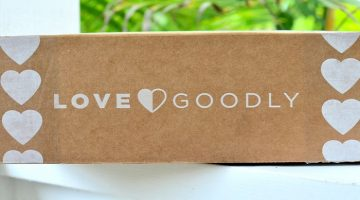 Fall in Love with the Love Goodly February-March Box