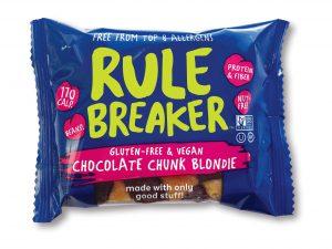 Rule Breaker Blondies