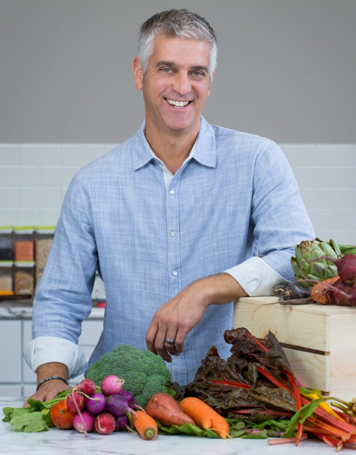 Andy Levitt of Purple Carrot