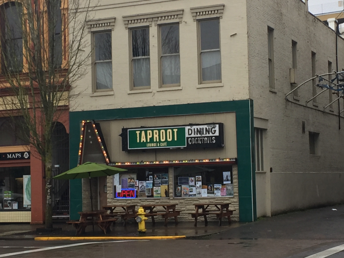 Taproot Salem Oregon