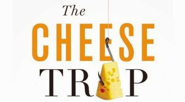 The Cheese Trap by Neal D. Barnard MD FACC