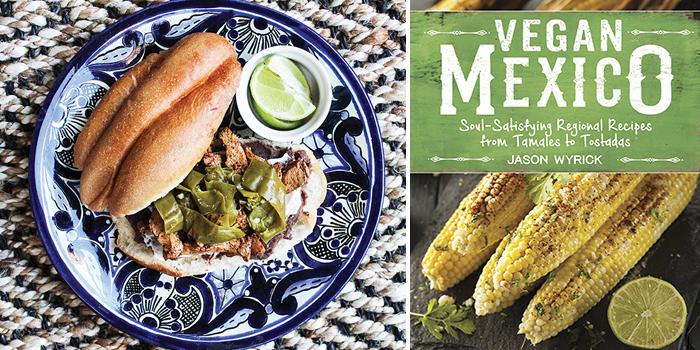 Vegan Black Bean and Poblano Chile Torta