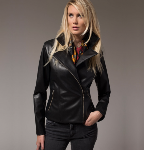 Jill Milan Motocycle Jacket