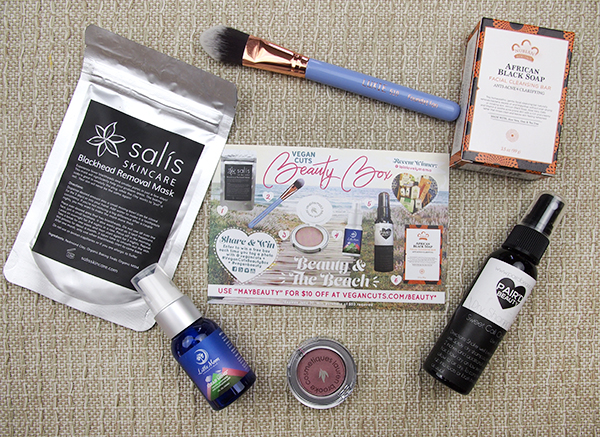 May Vegan Cuts Vegan Beauty Box