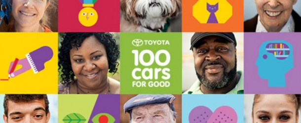 Captivating 100 CARS FOR GOOD U2013 TOYOTA PHILANTHROPY AT ITS FINEST