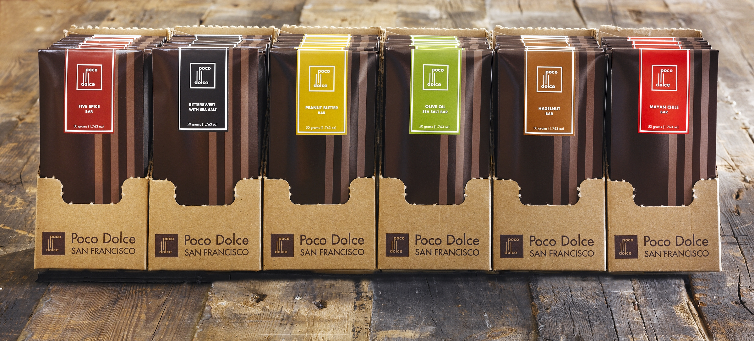 Poco Dolce Chocolate Bar Review Chic Vegan