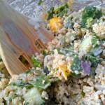 Recipe: Mango Buddha Bowl