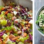 Cabbage and Carrot Crunch Salad