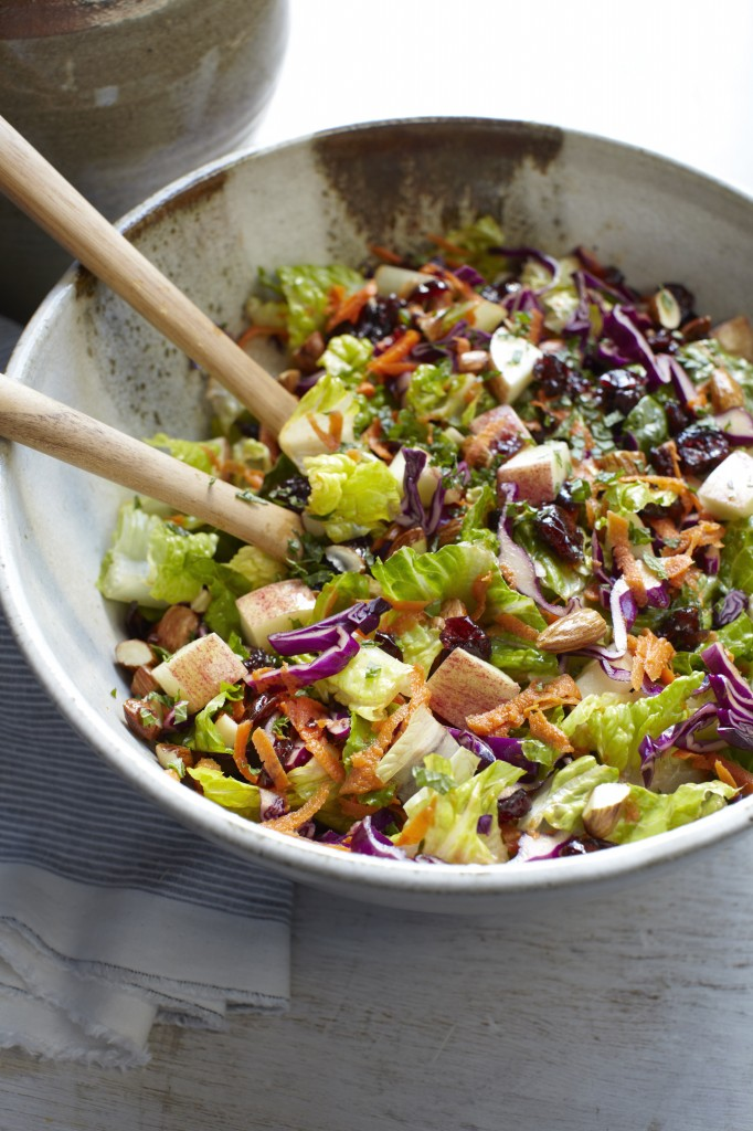 Straight from the Earth_Cabbage and Carrot Crunch Salad