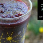 Recipe: Frozen Cucumber Blueberry Lemonade (with or without booze)