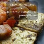 Chimichurri Tofu