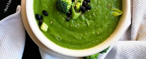 vegan healthy soup