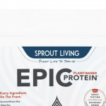 Plant-based Epic Protein Powder