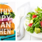 Strawberry Avocado Mâche Salad from Healthy Happy Vegan Kitchen by Kathy Patalsky