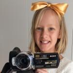 Spot light on kids activism. Lillycution
