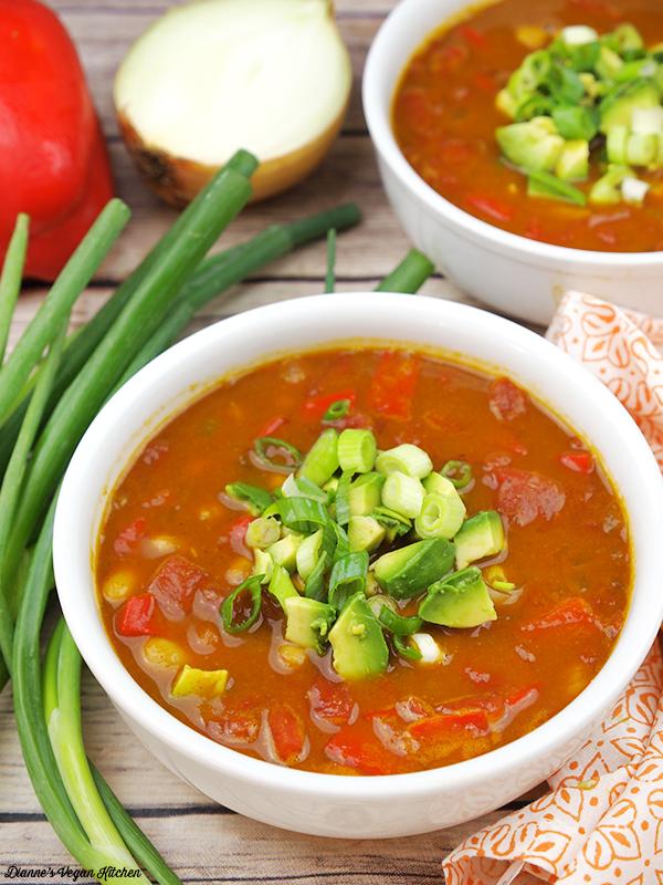 Vegan Pumpkin Chili