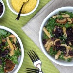 Pasta in Cashew Cream Sauce from What's for Dinner? by Dianne Wenz