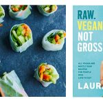 Spring Rolls from Raw. Vegan. Not Gross. by Laura Miller