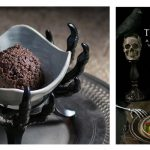 Gruesome Forbidden Rice Mousse from The Ghoulish Gourmet by Kathy Hester