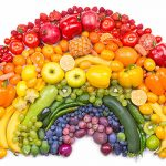 Eat a Rainbow of Colors for Optimum Health