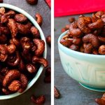 Bacon Cashews in the Air Fryer