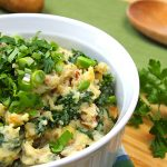 Vegan Colcannon for St. Patrick's Day