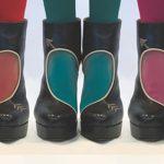 Chameleon Ankle Boots