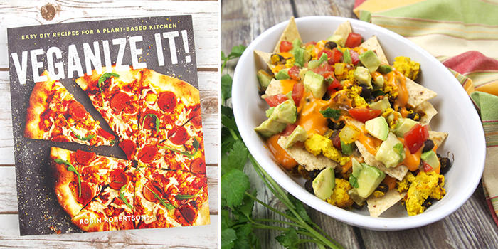 Veganize It Vegan Breakfast Nachos