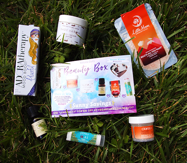 The June Vegan Cuts Beauty Box