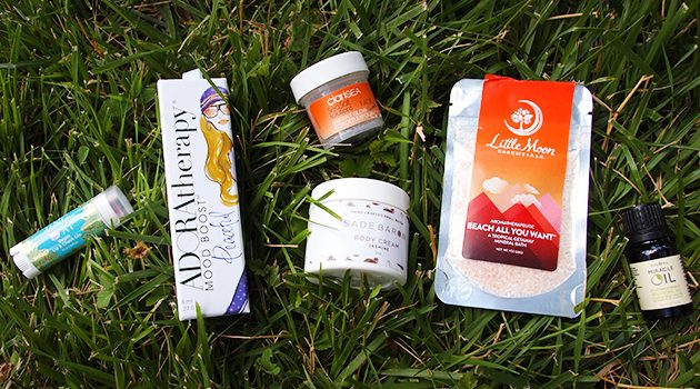 Recharge Your Body, Mind and Soul with the June Vegan Cuts Beauty Box!