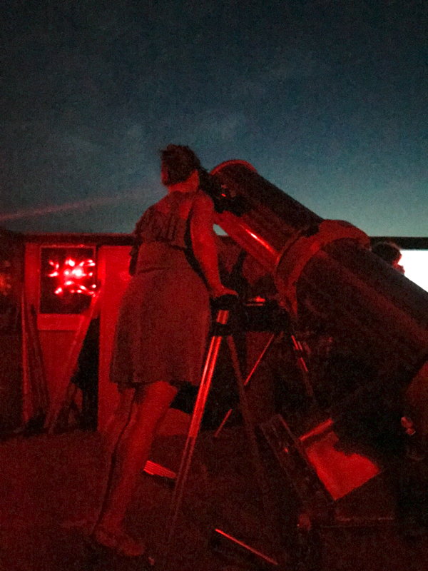 Eagle Eye Observatory Burnet Texas