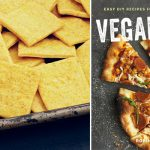 Vegan Cheesy Crackers