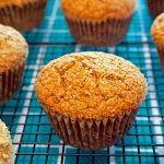 Laura Theodore's Lime and Coconut Corn Muffins
