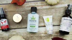Prepare for Colder Weather with the September Vegan Cuts Beauty Box!
