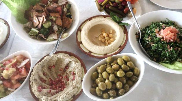 Land of 100 Salads: Vegan in Jordan