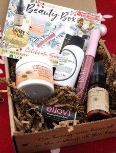 Celebrate the Season with the Vegan Cuts Vegan Beauty Box