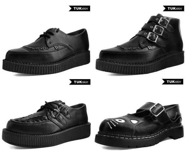 TUKskin Vegan Shoe Collection