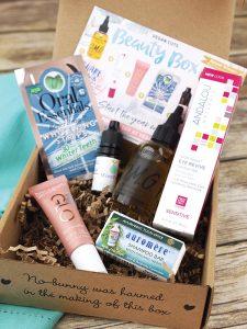 Vegan Cuts January Vegan Beauty Box
