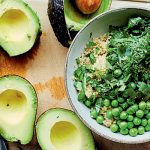 Green Quinoa Bowls from Vegan in 7 by Rita Serano